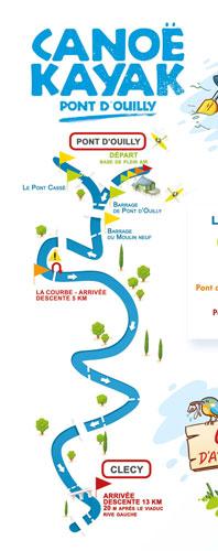 Brochure Canoë-Kayak