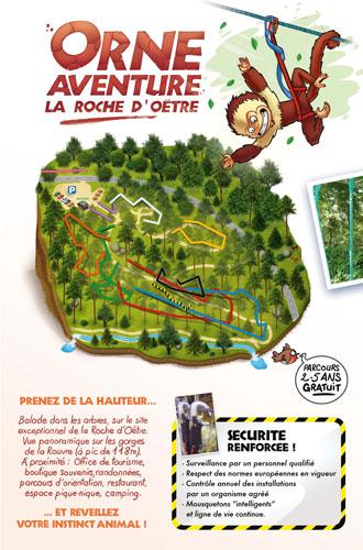 Brochure Orne Aventure