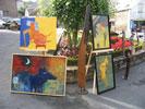 Peintures et sculptures