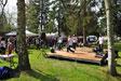 Fresh Caen Camps dans le parc