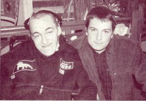 Jérémy et Ludovic (Photo Nouvelles de Falaise)